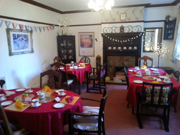 Dining Room At Park House Worsbrough South Yorkshire S70 5LW