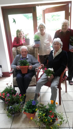 Gardeners World At Park House Worsbrough Residential Home