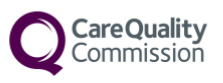Care Quality Commission Rating Logo